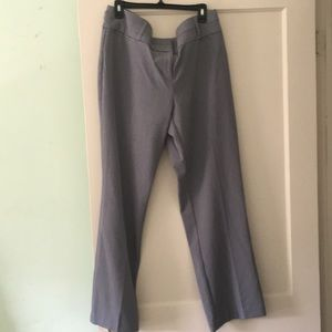 NWT it fit smart bootcut dress pants
